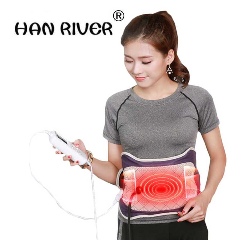 Health Care Lumbar Spinal Air Decompression Back Belt Back Brace Support Magnetic Pain Release Massager good Gift for Old Parent концентрат health