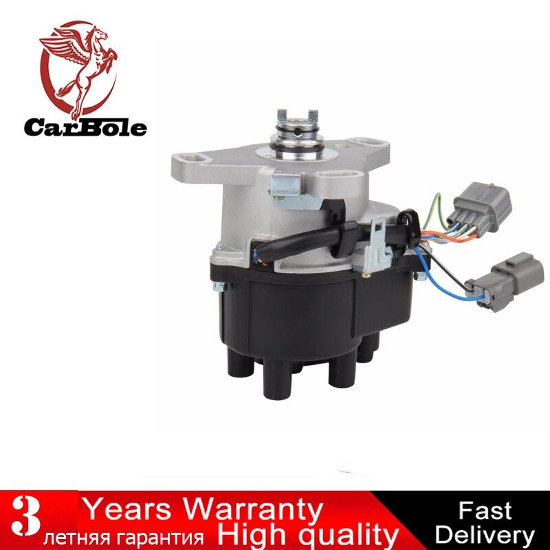 Set of 4 OEM Flow Matched Fuel Injectors for 92-95 Honda 1.5 1,6  I4 OBD1