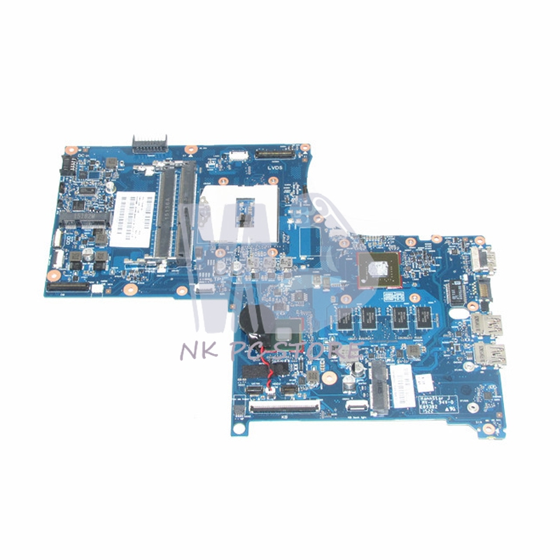 NOKOTION 720266-001 720266-601 For HP Envy 17 17j M7 Laptop Motherboard DDR3L GT740M 2GB Video Card 744008 001 744008 601 744008 501 for hp laptop motherboard 640 g1 650 g1 motherboard 100% tested 60 days warranty