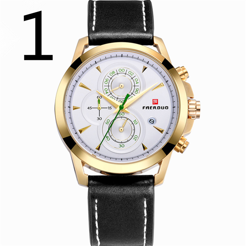 Mens ultra-thin trend personality fashion waterproof simple 2019 new mens watchMens ultra-thin trend personality fashion waterproof simple 2019 new mens watch