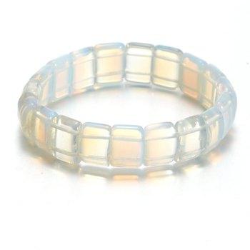 Bracelet Carre Cristal De Roche