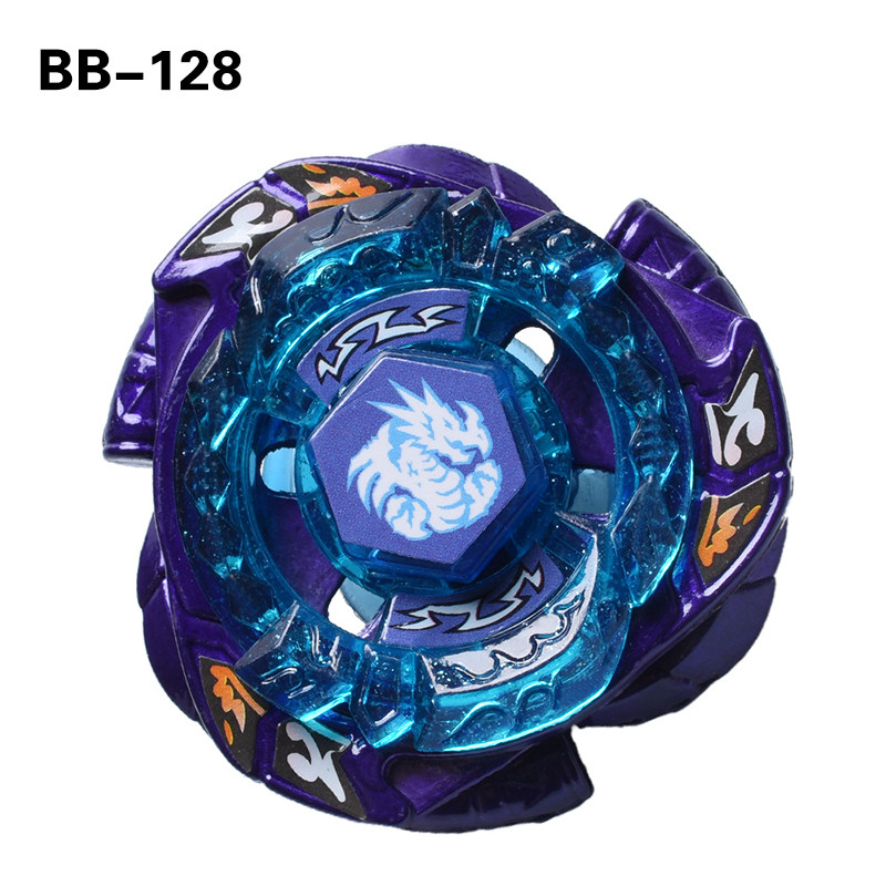 Beyblade Metal Fusion 4D BB128 With Launcher Spinning Top Christmas Gift For Kids font b Toys