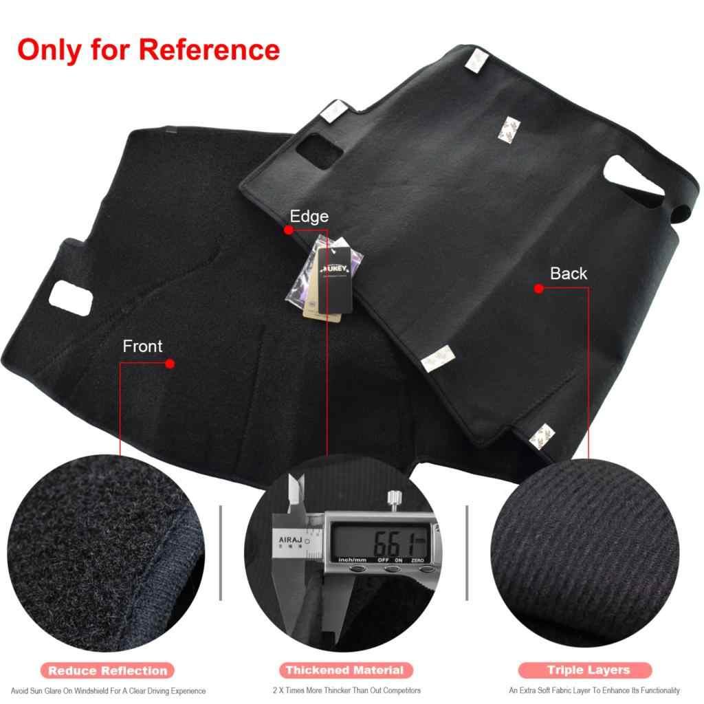 Xukey приборная панель Крышка Даш коврик покрытие для приборной панели для Тойота торолла аурис E170 E180 2014-2018 приборная панель накладка коврик для солнца 2015