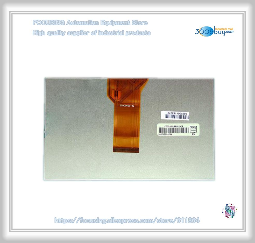 New LCD for 6AV6 648-0AC11-3AX0 1 year warranty new mt4310c lcd screen wholesale warranty for 1 year