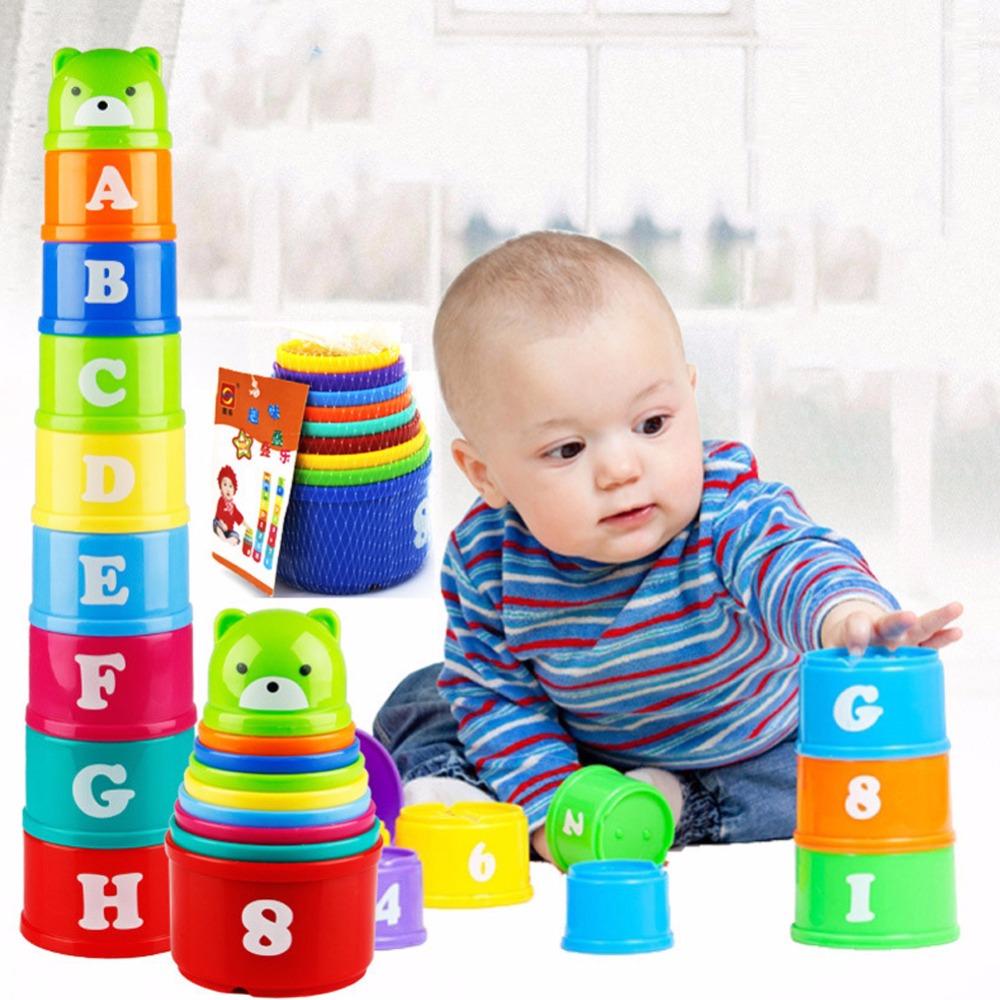 Juguetes Bebe De 8 Meses.6 64 23 De Descuento Legoly 8 Piezas Juguetes Educativos Para Bebes 6 Meses Figuras Letras Foldind Pila Torre Bloques De Construccion Juguetes