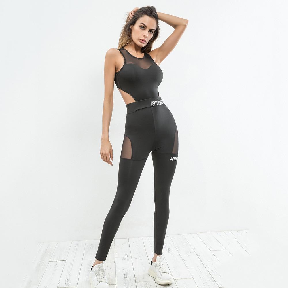 2018 Europäischen Ständer Frauen Neue Gymming Backless Casual Hosen Bewegung Hosen Fashion Grau Sexy Sporing Hosen GroßE Vielfalt