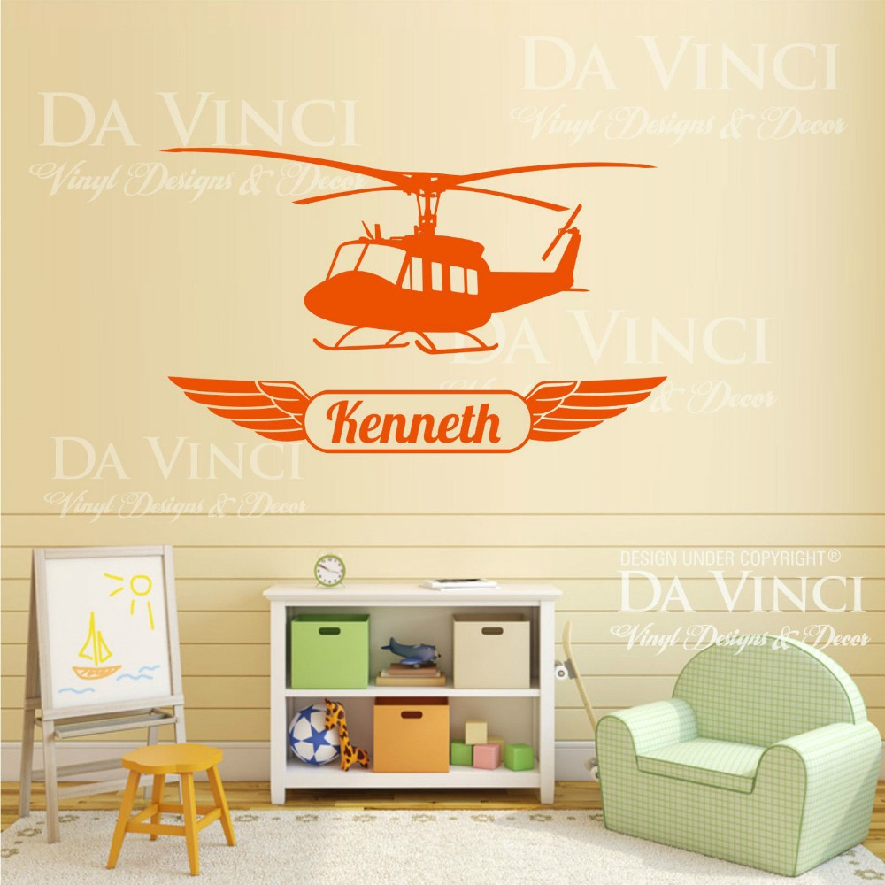 Amazing Helicopter Wall Decor Ideas - Gallery Wall Art - factografia.com