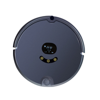 FR Smile808 Robot Vacuum Cleaner House Carpet Floor Anti Collision Anti Fall Self Charge Remote Control
