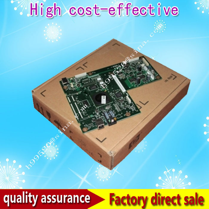 CC397-60001 CC398-60001 FOR HP CM1312NFI CM1312NF CM 1312NFI 1312NF Formatter Board logic Main Board MainBoard mother board 1pcs lot ce941 60001 ce94160001 printer formatter main mother main board for hp laser jet lj m551dn m551 dn m551 genuine