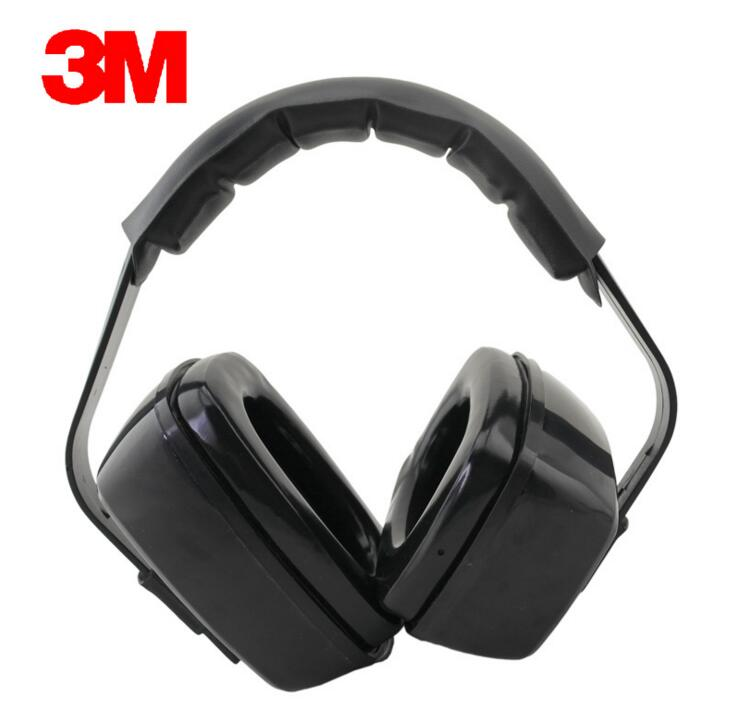 3M 1427 Noise Protection Earmuffs Industrial noise protection earmuffs Shooter racing sleep ear protection earmuffs стоимость
