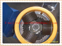 MKL229 wood pellet machine spare parts---------6mm die and a set of roller