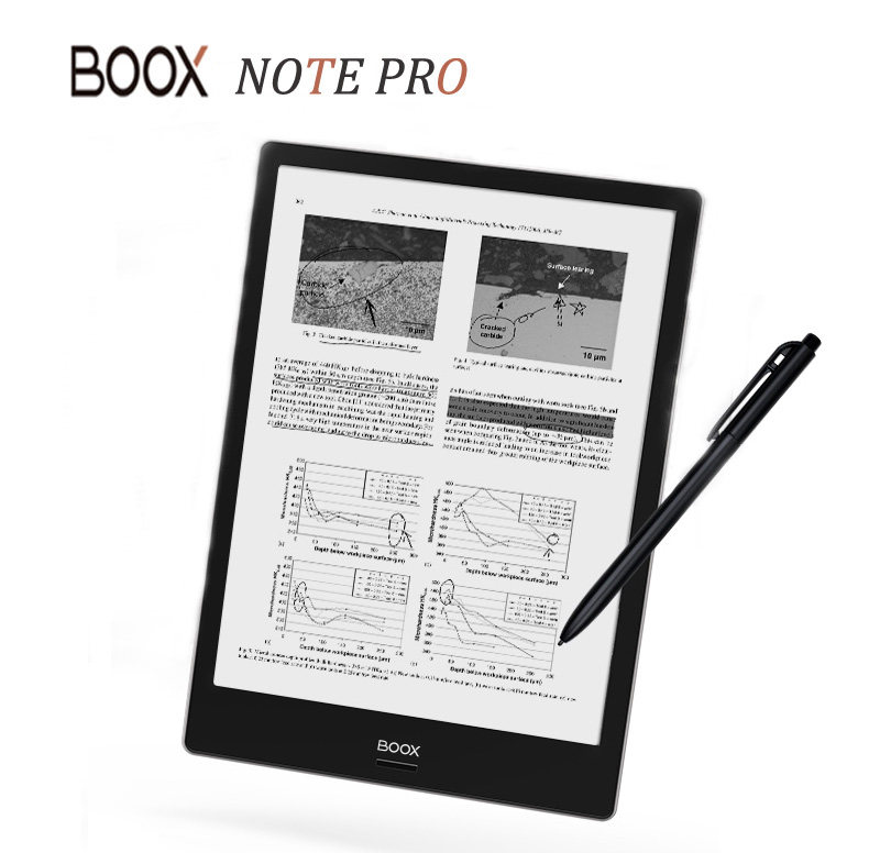 ONYX BOOX NOTE PRO e Book Reader 4G 64G Dual Touch e ink e Book Reader