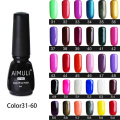 1pcs Bluesky effect Nail Gel Polish LED UV Gel Nail Polish 138colors Soak Off Gel Polish(color31-60)
