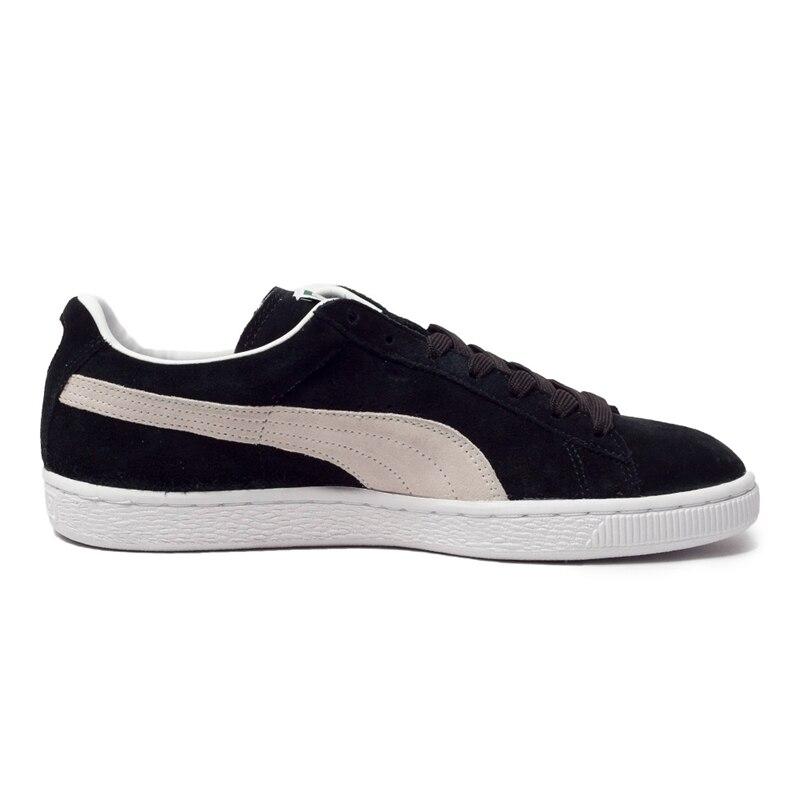 Unisexe Tribunal Pour Adultes Sneaker En Daim Étoile, Noir Puma