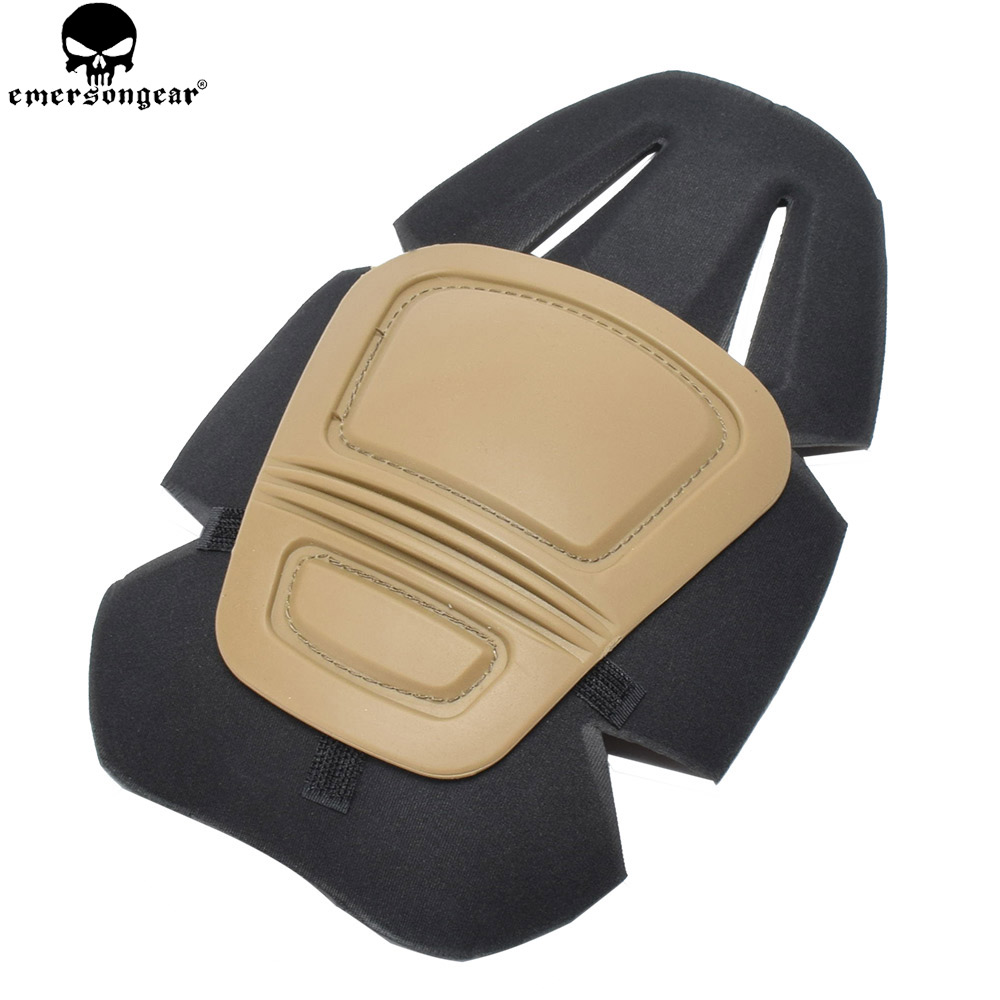 Tactical Knee Pads Airsoft Military Paintball Protective Knee pads for Military G3 Pants EM7066