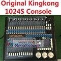 2016 Оригинал Kingkong 1024 S Свет Контроллер 1024 DMX512 Управления 120 шт. Света Этапа Профессионального Диско DJ Перемещение Свет Консоли