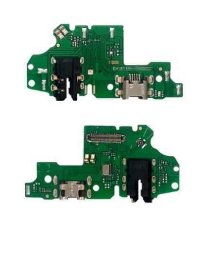 10 pièces/lot pour Huawei P Smart 2019 Dock connecteur Micro USB chargeur Port de charge câble flexible Micro carte