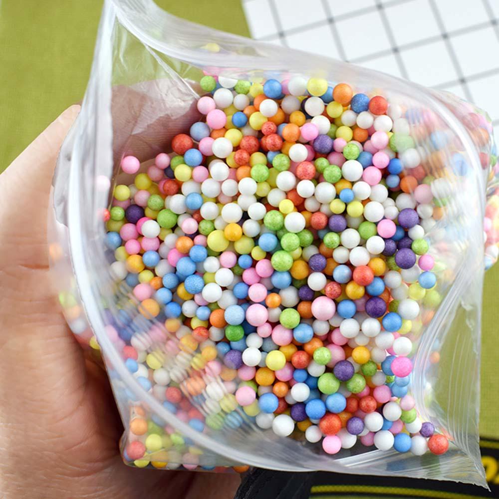 Аксессуары для снега и грязи разноцветные миниатюрные шарики