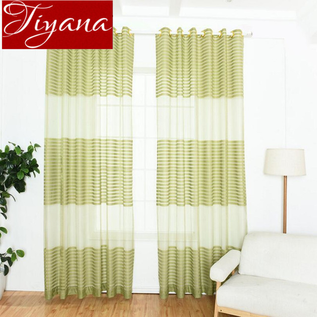 Green Curtains For Living Room. Green Curtains Warp Knitting Voile Curtain Red Window Modern Living Room  Tulle Kitchen Sheer Fabrics