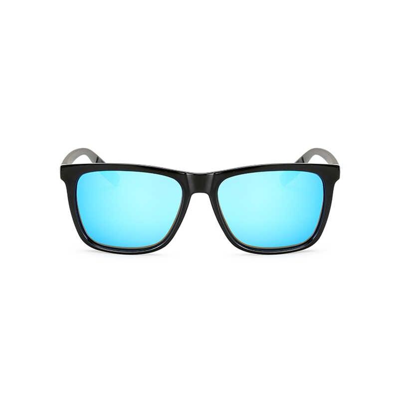 TOEXPLORE Polarisierte Männer Anti-Glare Sonnenbrillen Fahren Brillen Angeln Sonnenbrille Marke Designer Neue Mode Hohe Qualität UV400