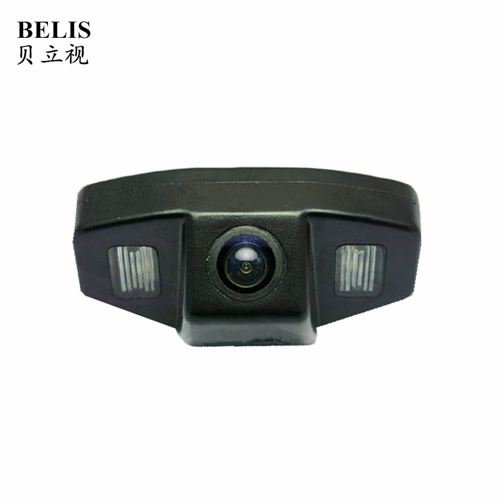Factry price CCD night vision rearview car reverse backup parking rear view camera for Honda Accord Civic EK FD City Acura TSX