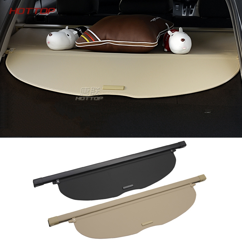 Car Rear Trunk Security Shield Shade Cargo Cover Fit For Honda CRV CR-V 2017 2018 for honda crv cr v 2017 2018 stainless steel inner