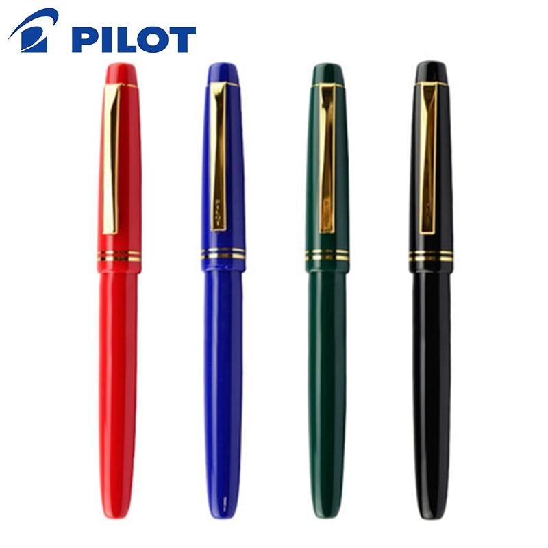 PILOT 78g 78g+ 22k golden original Iridium fountain pen ...