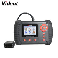 VIDENT iLink 450 Auto EPB Oil Service Diagnostic Scanner ABS SRS Reset DPF Battery Configuration iLink450 Full Service Tool