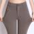 Primavera Otoño pantalones de las mujeres de trabajo de oficina de Alta algodón elástico señoras Espesan los pantalones femeninos de Cintura Alta pantalones Más El Tamaño 27-34