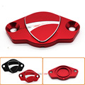 Motorcycle Accessories Alternator Cover Cap Red For DUCATI MONSTER 400 600 620