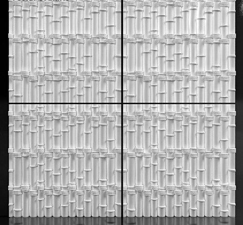 Kunststoff formenbau für Gips 3D Dekorative Wandpaneele \