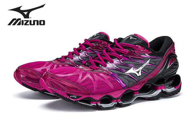Original MIZUNO WAVE PROPHECY 7 NOVA Running Shoes for men WAVE Cushion  Sneakers Breathable Sports Shoes fb4cdbbfcc0