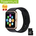 Torntisc Горячие продажи GT08 Bluetooth Smart Watch android smartwatch сим карта фитнес-для ios android телефон pk U8 DZ09 gd19 gv18