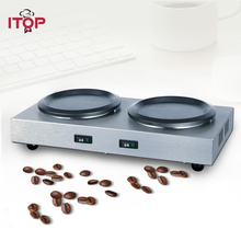 ITOP Commercial Boiler & Warmer Coffee Maker Electric Automatic Americano Machines For Hotel Buffet