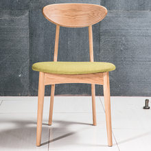 Top quality Soild wood dining chair Hotel Chairs(China)