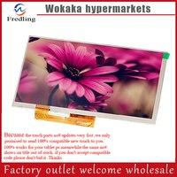 New 7 Inch LCD Display Matrix TABLET AL0203B 01 FY07021DH26A29 1 FPC1 A MF0701683001A AL0252B LCD