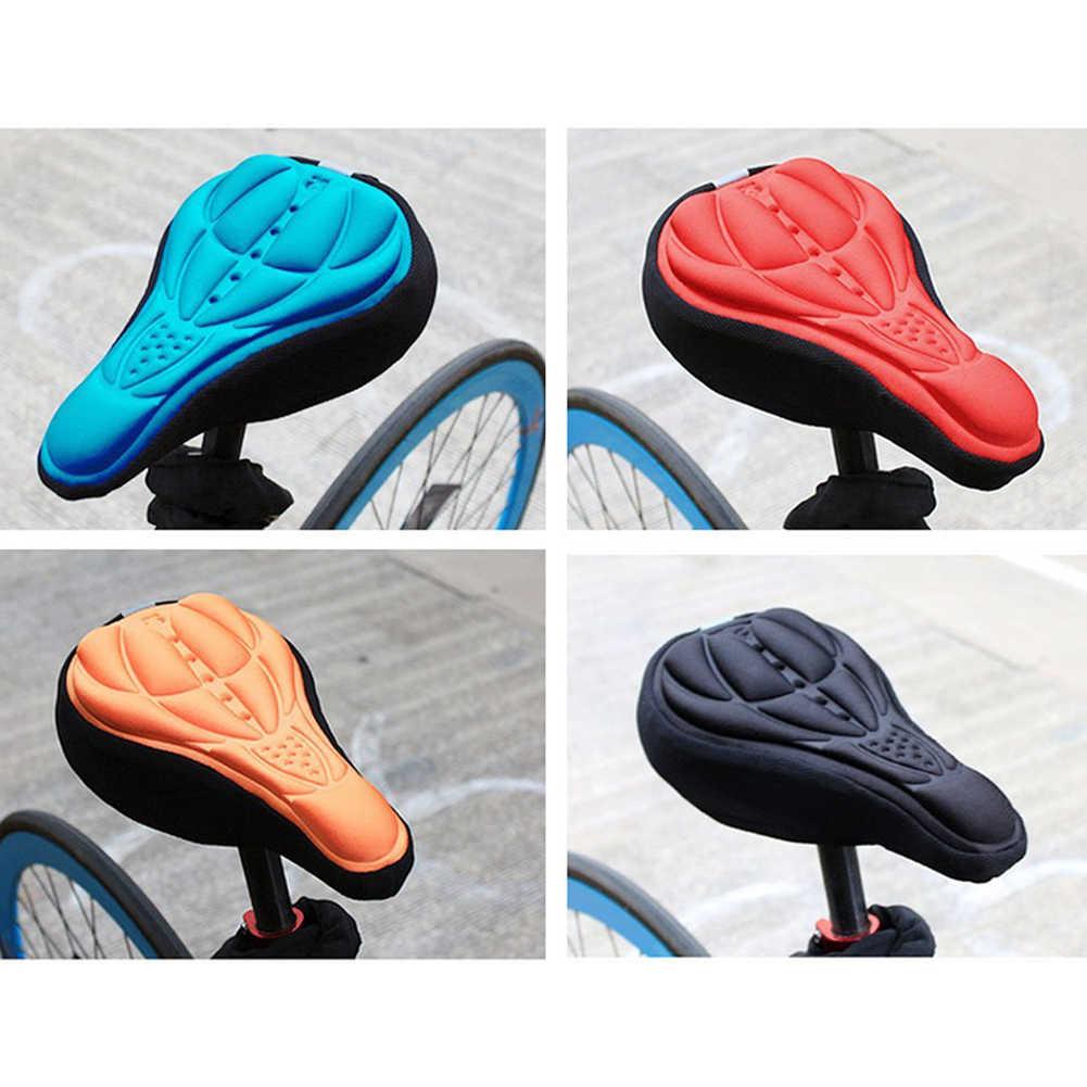 Bike Seat Cover Dikke Fiets Kussen Fiets Spons Mat Seat Zadel Cover Voor Mtb Racefiets Accessoires