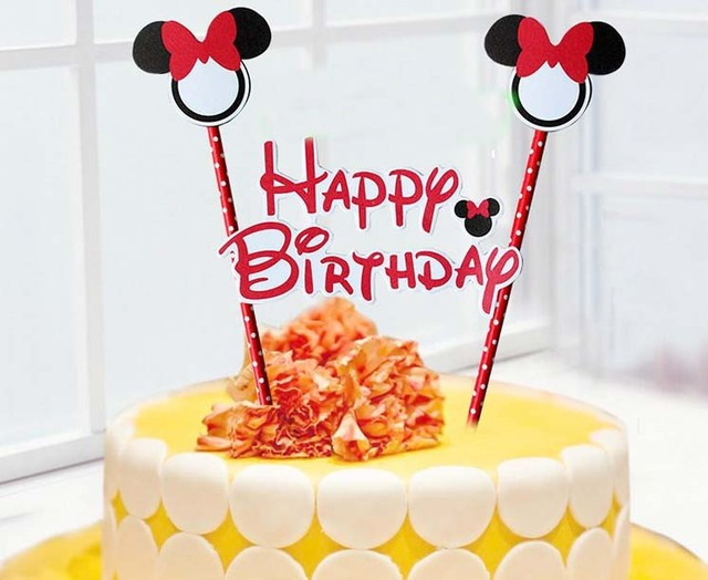 Wave Point Mickey Minnie Sofia Rabbit Squirrel Princess Happy