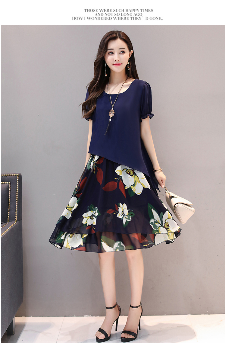 HTB195npn46I8KJjy0Fgq6xXzVXag - Dresses Of The Big Sizes Women Clothing  2019 New Spring Summer Style korean Vestidos 71f8e739bbca