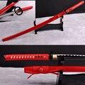 Хит продаж  дешевый настоящий меч катана на продажу  espada katanas samurai japanese с изображением меча