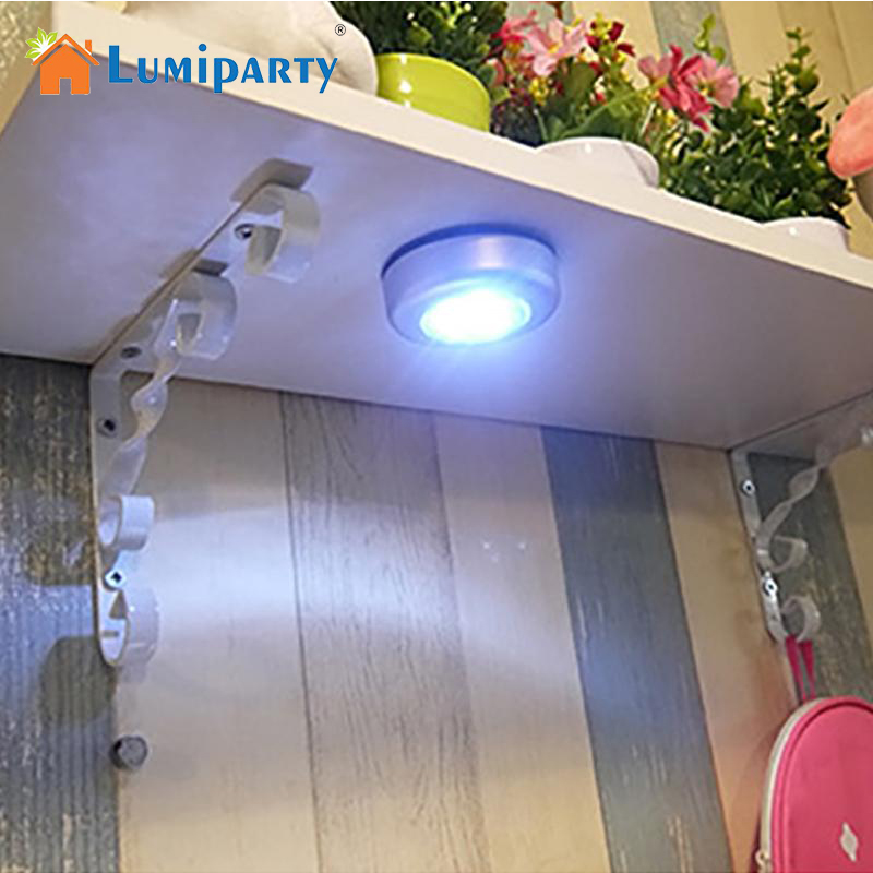 Lumiparty Touch Control led car light Ceiling nightlight lamp battery powered night light led energy saving lamp night led light led night light ocean wave projector starry sky aurora star light lamp luminaria baby nightlight gift battery powered led lights