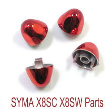 4 Pcs/Lot Syma X8SW X8SC RC Quadcopter Drone Blade Covers Propeller Fixed Cover Original Spare Parts