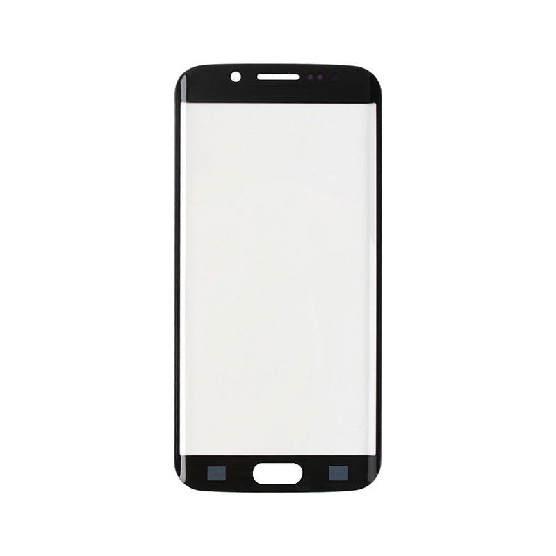 Borde Exterior de Cristal para Samsung Galaxy S6 edge G925 S6 SM-G925V SM-G925 Touch Panel Frontal de la Lente Exterior de Cristal de Alta Calidad reemplazo
