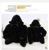 New Large Chimpanzee Plush Doll 1 Piece 50cm Creative Christmas Birthday Gift Soft Stuffed Animals Toys