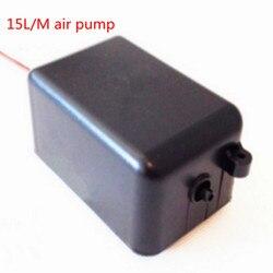 15L/M ozon مضخة مولد أوزون مضخة هواء حوض السمك مضخة هواء ، أجزاء مولدة للأوزون