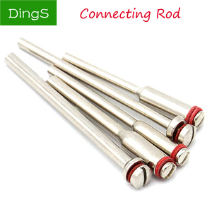 Image 1 - 5pcs Rotary Mandrel Dremel accessory for Dremel Rotary Tools suit for Reinforced Cut Off Disc connecting shank 2.35/3mm