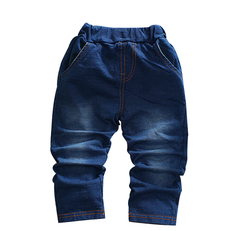 2015 Herbst Neue Gute Qualität Baumwolle Kinder Jeans Kinder Junge Jeans 2-5 Jahre Baby Hosen