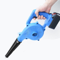Suction Blowing Dual use Hair dryer 21V Lithium Battery Cordless Blower Electric Air Blower Industrial Grade