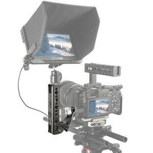 Image 5 - Smallrig Koude Schoen Adapter Handvat Om Mount Dslr Camera S En Kooien Met Duim Schroeven + 15 Mm Rod Clamp Universele handgreep 2094