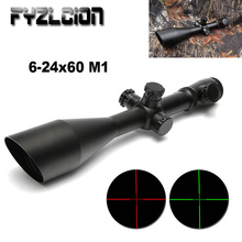 Hunting  6-24X60 M1 Riflescopes Rifle Scope Scope Free Shipping